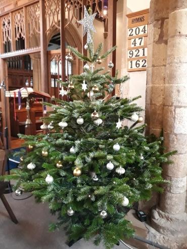 Christmas Tree 2018 Wilby