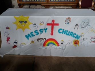 Messy Church July 2019 2